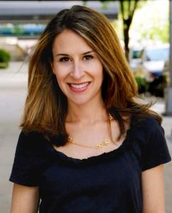 Author Allison Winn Scotch