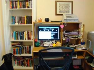 Deb Joanne's writing spot