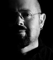 Headshot of author Keith Cronin