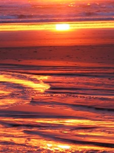 sunset fb