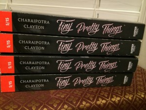 ARCs! A small thing to celebrate!