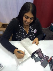 Tiny Pretty Things signing