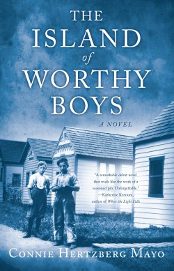 Island of Worthy Boys novel cover