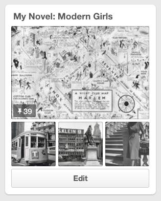 Pinterest board for MODERN GIRLS