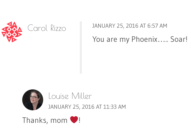"""""""You are my Phoenix..."""""""