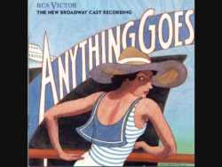"""Anything Goes"" by Cole Porter"