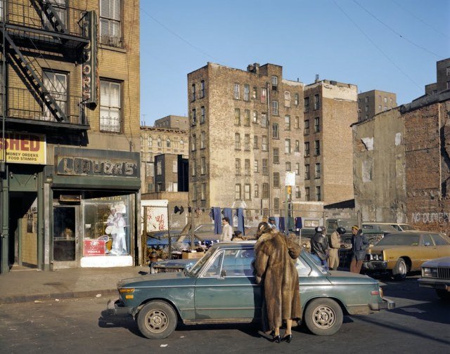 This is the Lower East Side I picture when reading Aya's novel.