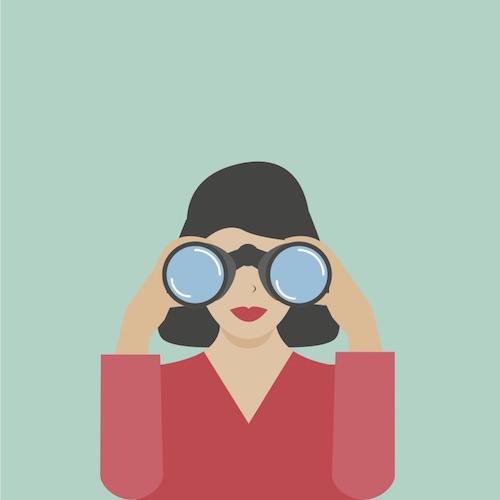 woman-binoculars