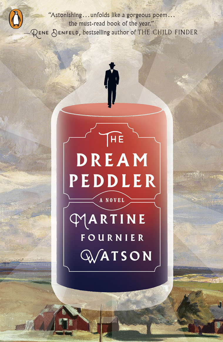 THE DREAM PEDDLER - Martine Fournier Watson