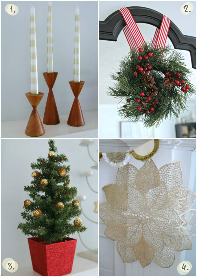 Darling Retro Christmas Mantel Decorations Ideas Eclectically Vintage Kelly Elko And Winter