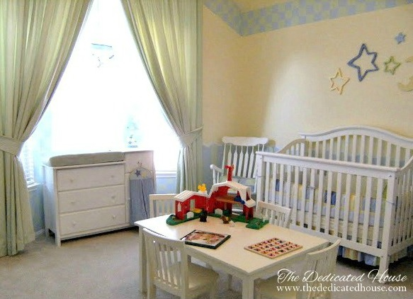 Sweet Dreams Made Baby Nursery