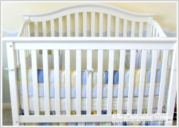 Sweet Dreams Made Baby Nursery