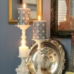 Candle Holder Makeover