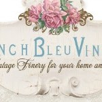 New Sponsor:  French Bleu Vintage and a Giveaway