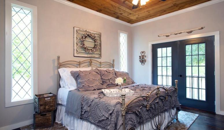 Fixer Upper Bedroom