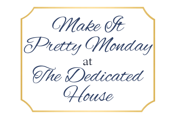 Make Pretty Monday Week 199