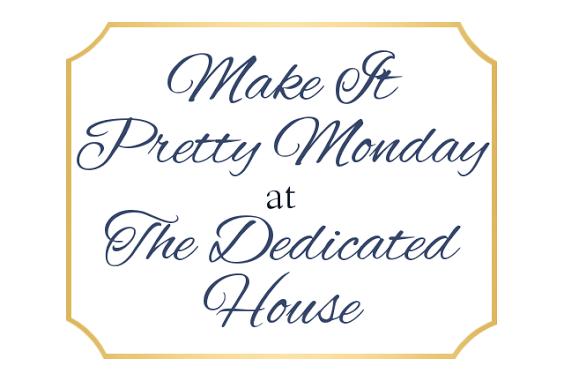 Make Pretty Monday - Week 201