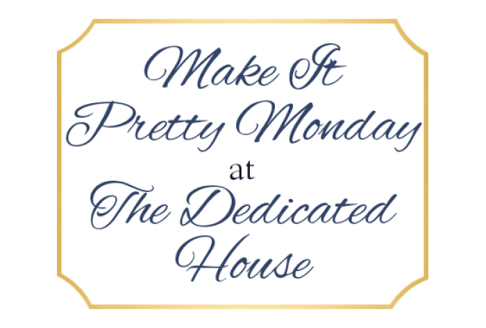 Make Pretty Monday - Week 209