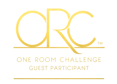 One Room Challenge - Week 5