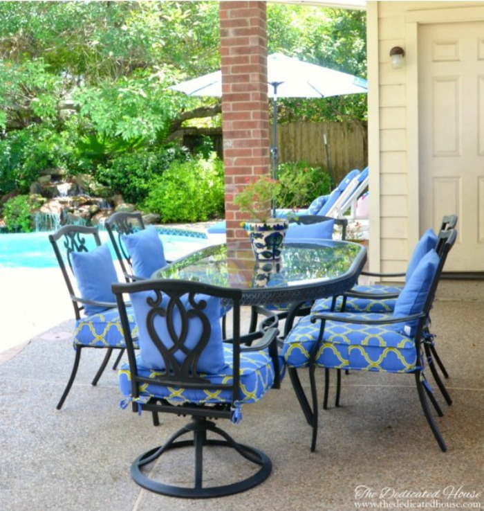 5 Tips Decorating Outdoor Space