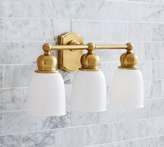 Powder Room Hardware