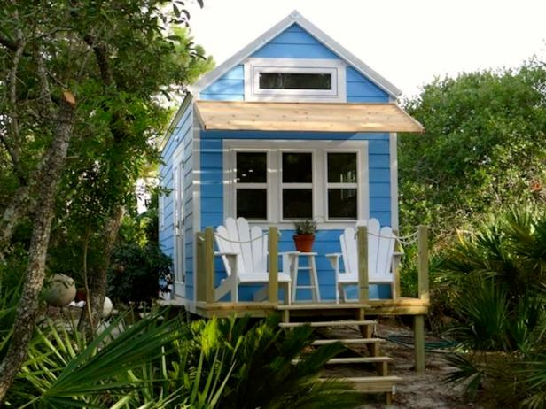 Siding Small Spaces