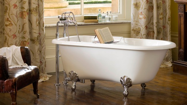 Refreshing Design: 5 Great Freestanding Tubs Freshen Bathroom Style