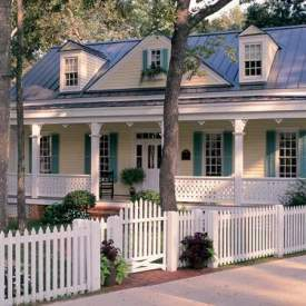 Enhance the Curb Appeal of your House with a Perimeter Fence