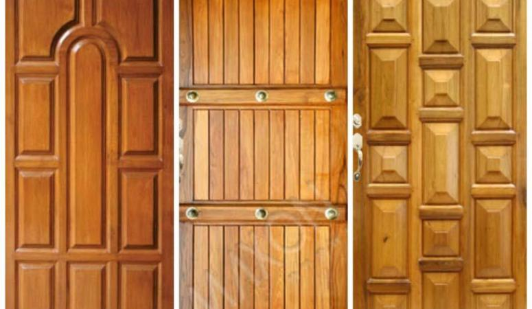 8 Advantages of Having a Wooden Door - The Dedicated House