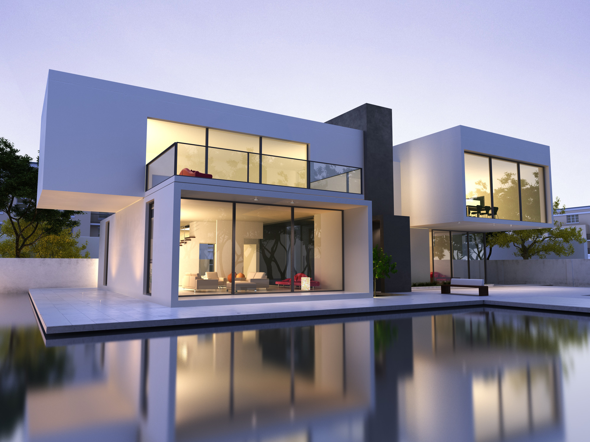 Create A Modern House Design The Dedicated House