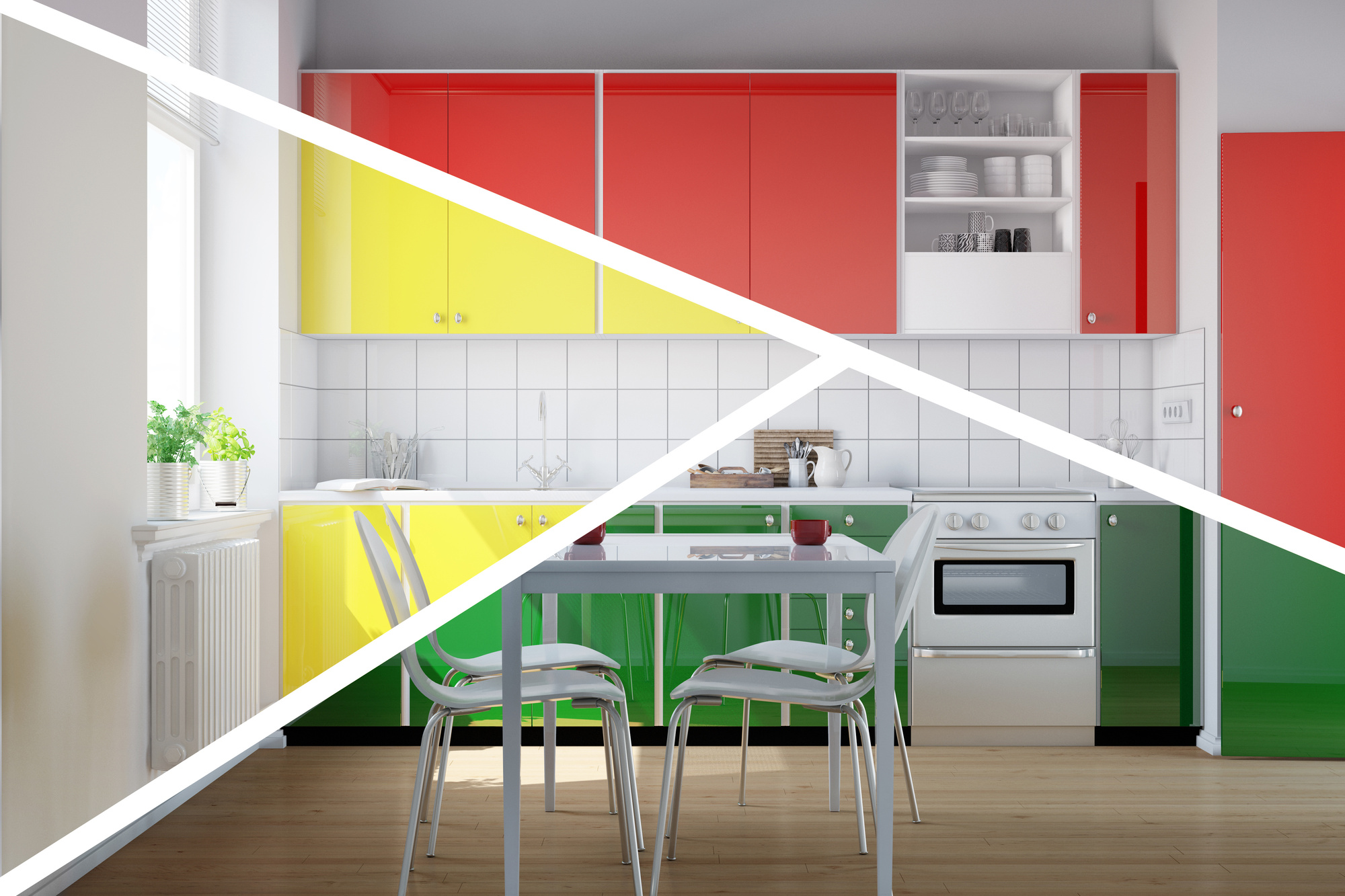 How Much Does It Cost To Paint Kitchen Cabinets The Dedicated House
