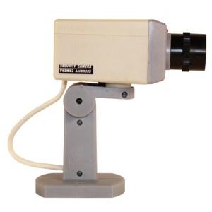 Motion Detecting Dummy Camera