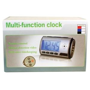 Mini Digital Color Alarm Clock DVR