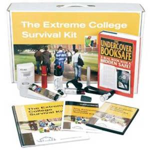 Extreme College Survival Kit