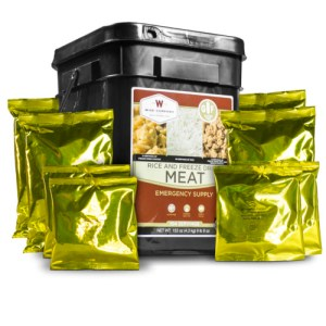 Gluten Free Freeze Dried Meat