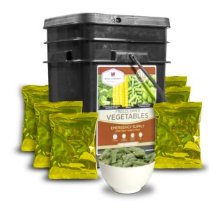 Gluten Free Freeze Dried Vegetables
