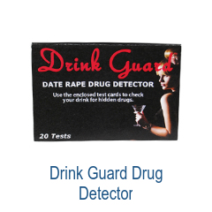 Drink Guard Drug Detector
