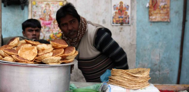 City Food - Migrant's Meal, Tagore Road