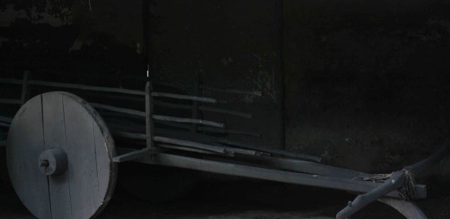 City Hangout – Bullock Carts, National Crafts Museum