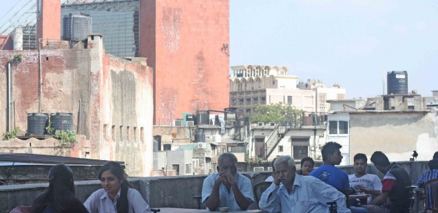 Atget's Corner – 456-460, Delhi Photos