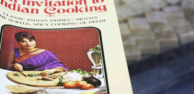 City Food - Delhi's First World-Famous Cookbook, Madhur Jaffrey's Invitation to Indian Cooking