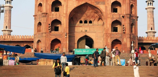 City Series – Crooks, Smackies & Whores, Stones of Jama Masjid V
