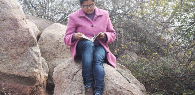 Mission Delhi - Shagun Sinha, Jawaharlal Nehru University