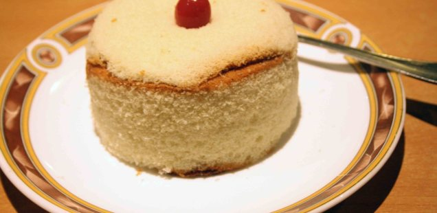 City Food – Kwality Special Pudding, Regal Cinema Building