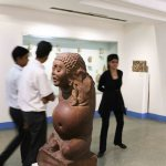 Mapping National Museum – The God of Wealth, 2nd Century AD