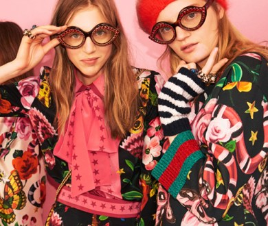 All eyes on Gucci — the stellar new season eyewear collection is here