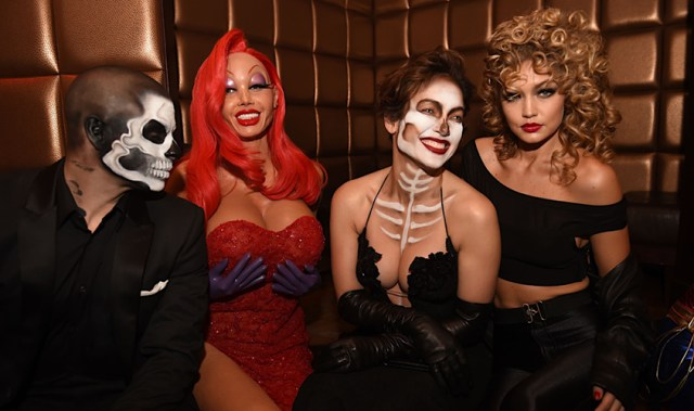Here's all the outfit inspiration you need this Halloween