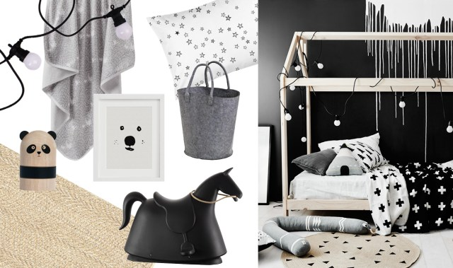 These dreamy kids' bedroom design ideas are sure to please your wee poppet