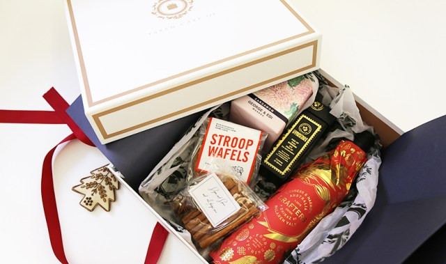 This new gift box delivery is 'taking care of' business for Christmas and beyond