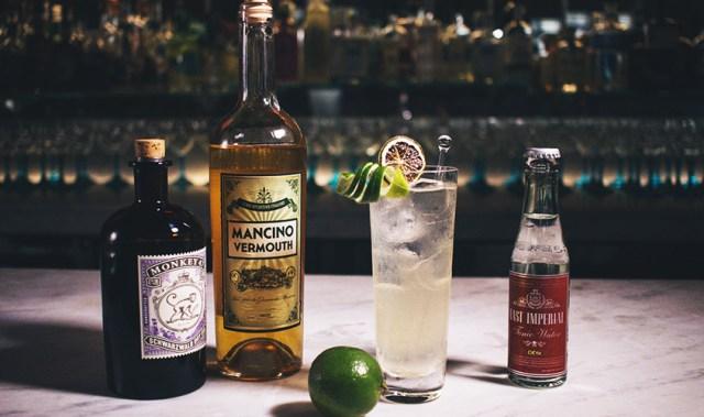We speak gin with one of Hong Kong's best bartenders